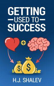 הספר להתרגל להצליח באנגלית