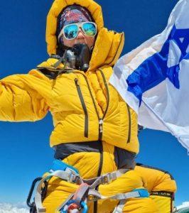 מה סייע לדניאל וולפסון לטפס לפסגת האוורסט