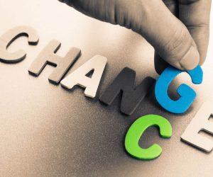 שינוי הרגלים